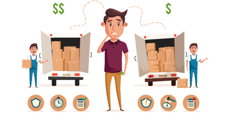 COMPARE COURIER PRICES | Instadispatch Delivery Management Software